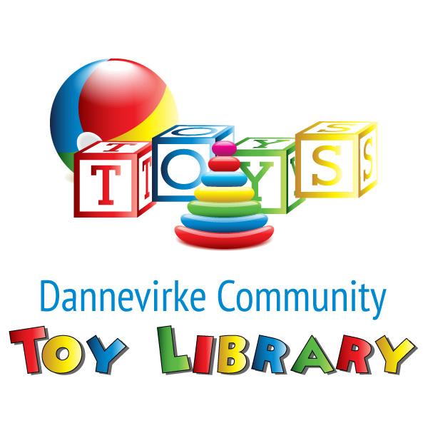 Dannevirke Community Toy Library Logo