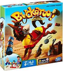 Hasbro Buckaroo Saddle Stacking Game (donated)  photo
